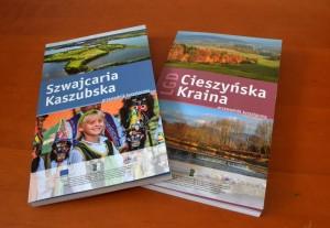 Szwajcaria Kaszubska, część dwuksiążkowej publikacji z 2014 roku.