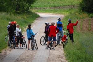 wycieczka rowerowa przewodnik Szwajcaria Kaszubska Kaszuby