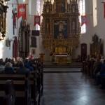 Kościół Wniebowzięcia NMP w Żukowie. fot. P. Kowalewski